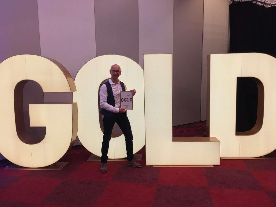 Speaker Slam Gold